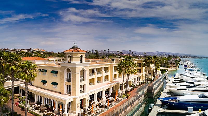 Balboa Bay Resort, Newport Beach